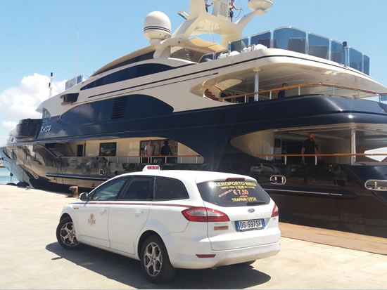 Car rental with driver in Trapani